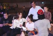Hồ Ngọc Hà tập liveshow đến nửa đêm vẫn rạng rỡ