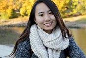 Cô gái Việt Nam là sinh viên xuất sắc ở Phần Lan