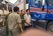 Tài xế bị đâm chết trong chợ nông sản ở Sài Gòn