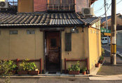 Những ngôi nhà mặt phố giản dị đến không thể đơn sơ hơn