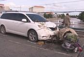 Ôtô lấn trái tông liên tiếp 3 xe máy, một người thiệt mạng