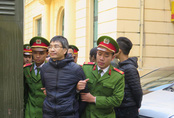 Hôm nay, Giang Kim Đạt và đồng phạm hầu tòa