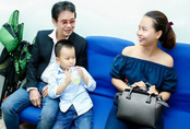 Những nghệ sĩ Việt lên chức bố ở tuổi đáng làm ông