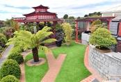 Mê mẩn vườn kiểu Nhật, chủ nhà chi hết tiền tiết kiệm để làm
