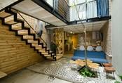 Căn nhà hai tầng 46m2 chỉ 480 triệu đồng đẹp như mơ của vợ chồng trẻ Hà Nội