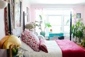 Ngẫu hứng làm mới phòng ngủ, cô gái khiến bao người phải ngưỡng mộ vì sự sáng tạo của mình