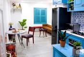 Chỉ 59m² nhưng căn hộ ở Sài Gòn này tinh tế đến từng chi tiết nhỏ