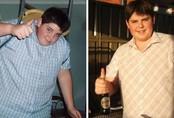 """Từng béo đến mức chả ai yêu, 10 năm sau anh chàng lột xác trở thành lính cứu hỏa 6 múi """"nóng bỏng mắt"""" ai cũng bất ngờ"""