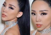 Cả showbiz Việt bây giờ toàn chạy theo phong cách trang điểm mắt đậm môi tều giống Kylie Jenner