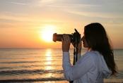 Kinh nghiệm cần biết khi chụp ảnh mùa hè