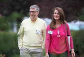 Hé lộ bóng hồng giản dị đằng sau người giàu nhất hành tinh - Bill Gates