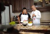 """""""Vào bếp khó gì"""" vì đã có Chef Phạm Tuấn Hải"""