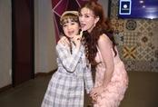 Con gái ca sĩ Trang Nhung thi Gương mặt thân quen nhí