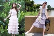 Váy dáng dài – muốn mặc sao cho đẹp thì phải tránh những điều này