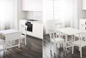 10 thiết kế bàn gấp tuyệt đẹp dành cho những không gian sống chật hẹp