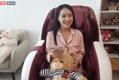 Livestream trò chuyện với khán giả, Nhã Phương lại để lộ vòng bụng lùm lùm giữa nghi vấn mang thai