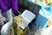 Tác hại của thói quen dùng hộp xốp đựng thực phẩm