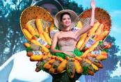Váy bánh mì của H'Hen Niê được chọn vào 4 trang phục dân tộc hấp dẫn