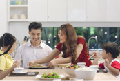 Bếp nhà và câu chuyện về lòng chung thủy