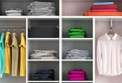 Những lời khuyên hữu ích giúp bạn không bao giờ phải mệt mỏi khi sắp xếp lại tủ quần áo