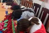 Triệt phá động mại dâm trong nhà nghỉ ở xứ Thanh
