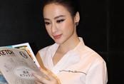 Sao Việt mê mẩn sơ mi trắng giữa cơn sốt họa tiết