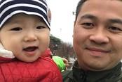 Ông bố Hà Nội kể lại giây phút thót tim 'thấy tử thần mang con đi'