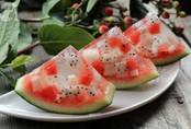 Tận dụng trái cây thừa sau Tết làm ngay thạch trái cây mát lịm tươi ngon