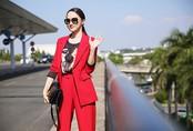 Hương Giang Idol mang 100kg hành lý thi Hoa hậu chuyển giới quốc tế