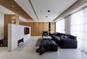 Đây là căn hộ được thiết kế dành riêng cho gia đình hai thế hệ
