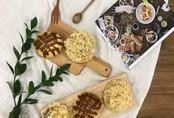 Những món ăn của anh chồng khiến vợ muốn 'giảm cân cũng khó'
