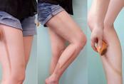 Nếu thắc mắc vì sao đôi chân các sao Hàn cứ thon nuột như vậy thì tiết lộ cho bạn, đây chính là bí quyết của họ đấy!