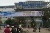 """Trường tiểu học Ban Mai bị """"tố"""" suất ăn nghèo nàn, Chủ tịch HĐQT đăng đàn xin lỗi"""