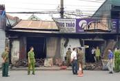 Ba mẹ con tử vong sau đám cháy ở cửa hàng điện lạnh