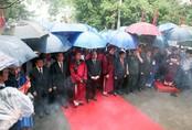 Thủ tướng Nguyễn Xuân Phúc dâng hương tưởng nhớ các Vua Hùng