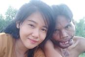 """Cuộc sống hạnh phúc của đôi vợ chồng """"đũa lệch"""" đến với nhau bất chấp ngoại hình khác biệt"""