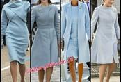 Để ý mới thấy phong cách của bà Melania Trump được lấy ý tưởng từ các nhân vật Hoàng gia