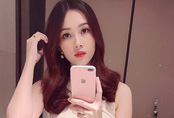 Hoa hậu Đặng Thu Thảo gây sốt với nhan sắc tươi tắn sau 2 tháng sinh con