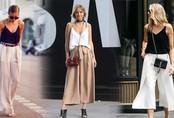3 mẫu quần đảm bảo mặc vào mát mẻ không thua gì mặc váy!
