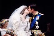 Những hình ảnh tuyệt đẹp trong đám cưới cố Công nương Diana bất ngờ được chia sẻ mạnh trên MXH