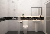 6 bí mật chọn gạch ốp lát giúp WC sang như khách sạn