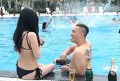 Việt Anh văng tục, đóng cảnh nóng táo bạo với Thanh Bi