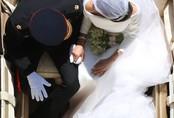 Chuyện sau bức ảnh được chia sẻ nhiều nhất trong đám cưới Harry
