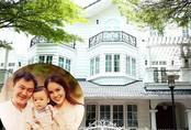 Biệt thự hơn 200 m2 ven sông Sài Gòn của Dương Cẩm Lynh