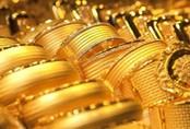 Giá vàng tăng vọt do những biến động từ Mỹ