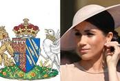 Hoàng gia Anh công bố huy hiệu của Meghan Markle