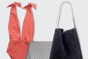 Cách diện áo tắm thành thời trang street style hè cực chất