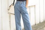 7 mẫu quần jeans 'siêu chuẩn' cho cô nàng nấm lùn