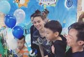 Hà Hồ, Cường Đô La cùng tổ chức sinh nhật cho con trai