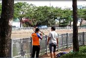 Người dân vứt cần câu bỏ chạy khi phát hiện thi thể trôi trên kênh Tàu Hủ